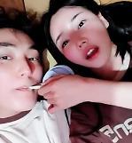.安七炫亲吻车模视频曝光 SM称两人已分手.