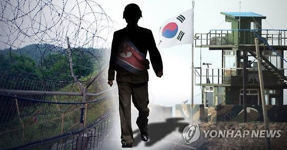 一名朝鲜军人越界 韩方调查其归顺动机