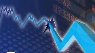 KOSPI chốt phiên ở mức điểm thấp nhất trong 7 tháng qua
