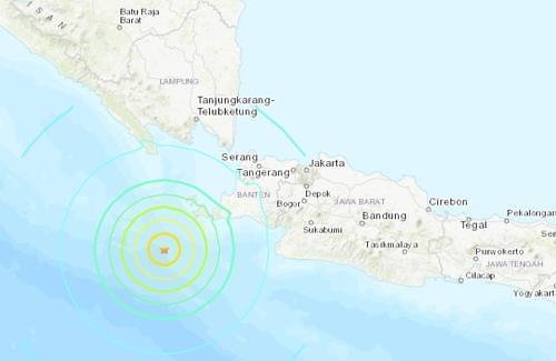 인도네시아 수마트라섬 인근서 대규모 7.4 지진…쓰나미 경보