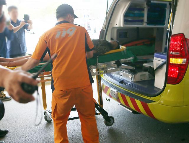 구조된 조은누리양 1인 병실서 회복 중…이낙연, 병원 방문