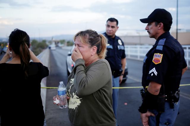 [광화문갤러리] 美 텍사스 월마트 총기난사로 20명 사망