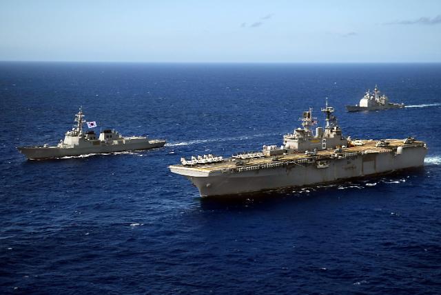 韩美联合演习明日启动 军方将密切关注朝鲜动向