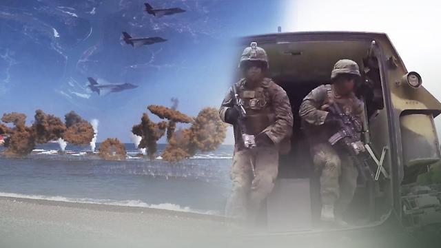 韩美今日起进行联合军演 9日进行国防长官会谈