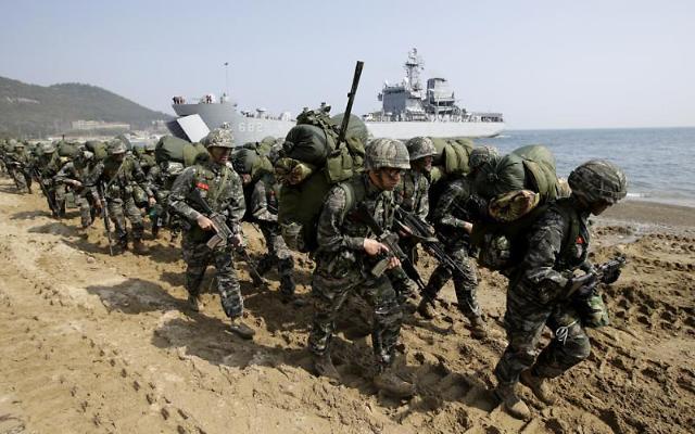 """韩美""""19-2同盟""""联合军演今日启动 朝鲜或再射飞弹表不满"""