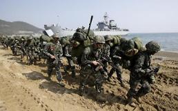 .韩美启动下半年联合演习.
