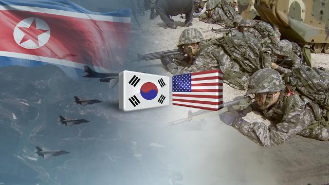 """朝鲜发表谈话抗议韩美联演称""""或寻新路"""""""