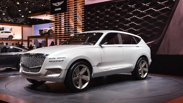 现代时隔三年重启在华进口车业务 豪车品牌捷恩斯有望引入