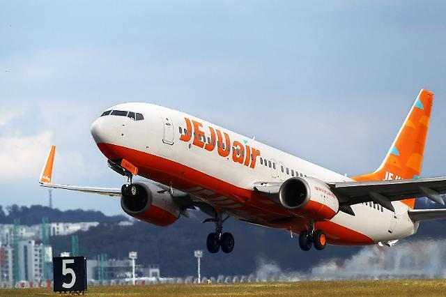 济州航空第二季度营业亏损274亿韩元 同比扭亏