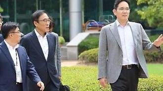 [후계자의 도전과 과제] 일본의 도발 위기를 기회로 이재용 삼성전자 부회장