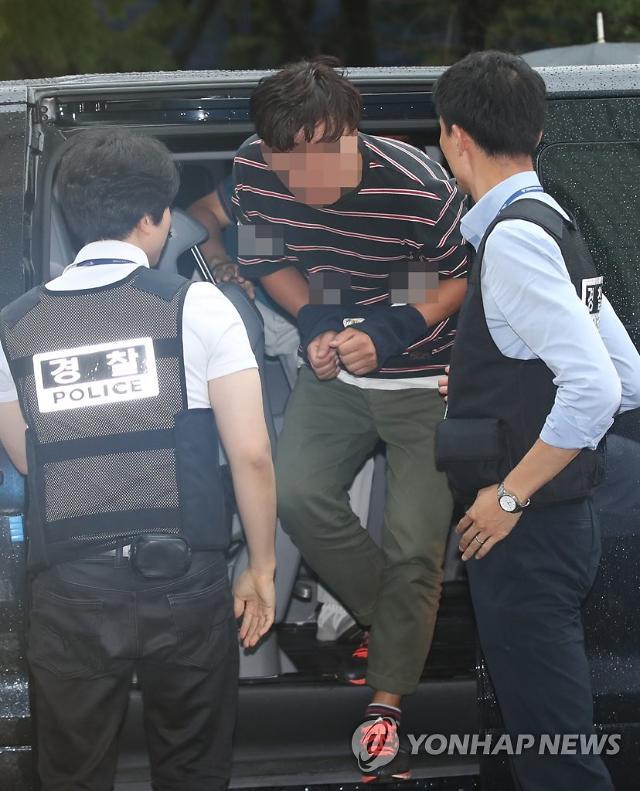 '윤소하 협박소포' 진보단체 간부 오늘(7일) 구속 합당 여부 심리