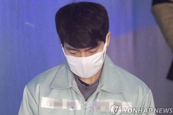 '무면허 음주운전' 손승원 항소심 9일 선고...검찰은 징역 4년 구형