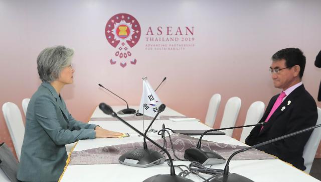 NHK:韩中日外长有望月末在北京举行会谈