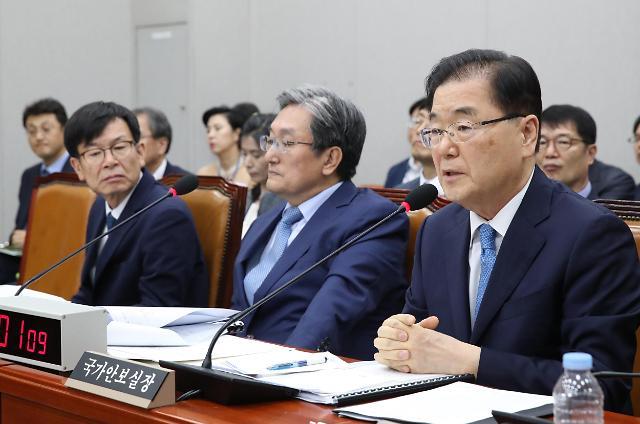 韩国国安首长:今年将进行两次独岛防御演习