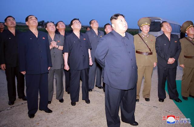 朝媒声称针对韩美联演进行武力示威
