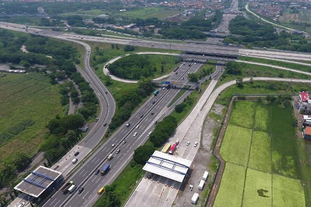 [NNA] 인니 수도고속도로, 오늘부터 통행규제 시범 실시...대상구간 확대