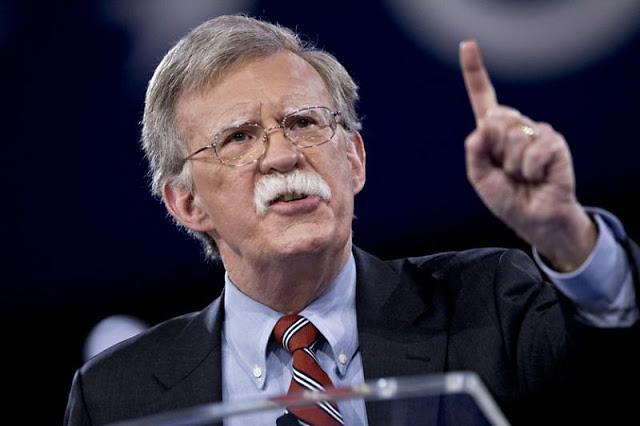 博尔顿:美朝首脑就朝鲜停止试射远程导弹达成协议