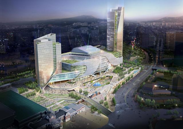 서울역 북부역세권 사업, 금산법 적용 형평성 논란