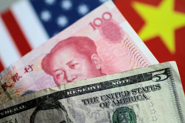미중 무역전쟁에… 중국 7월 외환보유액 석달만에 감소세
