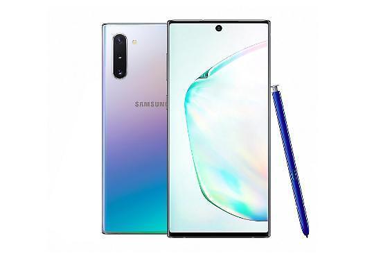 [Galaxy Note10发布] 1毫米创新带来的进化