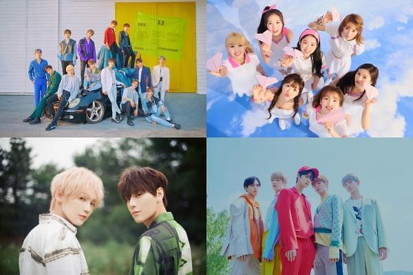 8일 엠카 라인업 공개…세븐틴 신곡부터 오마이걸·JBJ95까지 눈길