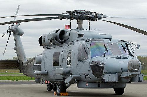 """8亿美元军售案获准 美国将对韩出售12架""""海鹰""""直升机"""
