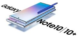 .Samsung to release new phablet phone Galaxy Note 10 later this month.