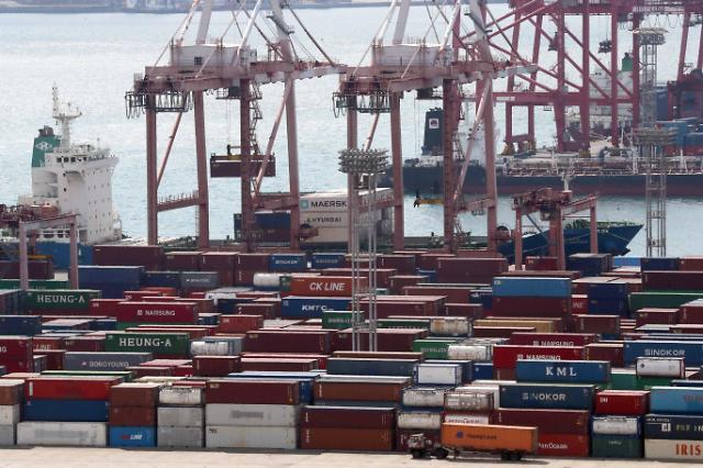 """韩釜山港吞吐量目标""""亮红灯"""" 转运货物量29个月来首现负增长"""