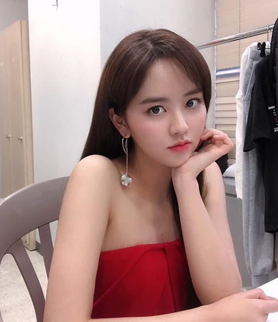 [슬라이드 #SNS★] 좋아하면 울리는 김소현, 떡잎부터 달랐던 美친 외모