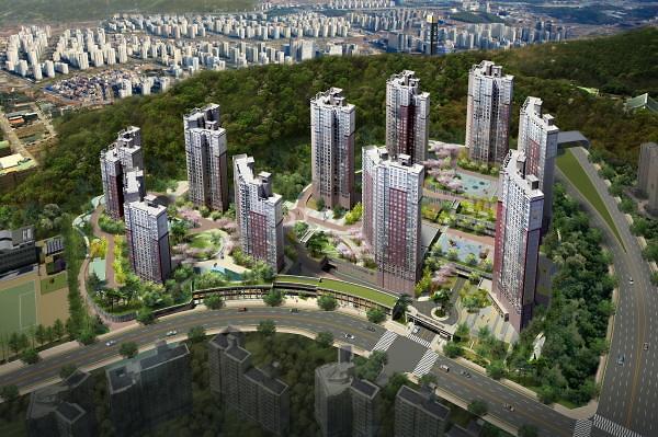 동양건설산업 검단 파라곤…실수요자 중심 선착순 계약 인기
