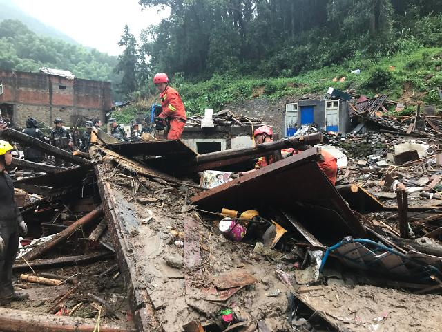 [광화문갤러리] 중국 덮친 태풍 레끼마...인명 재산 피해 속출