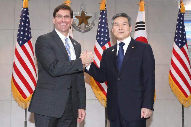 韩美正式启动下半年联合演习