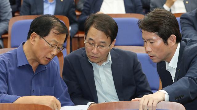 與이원욱, 주52시간제 유예 법안 발의