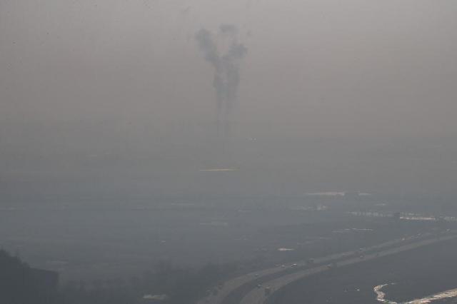 第一届韩中空气质量研讨会在首尔举行