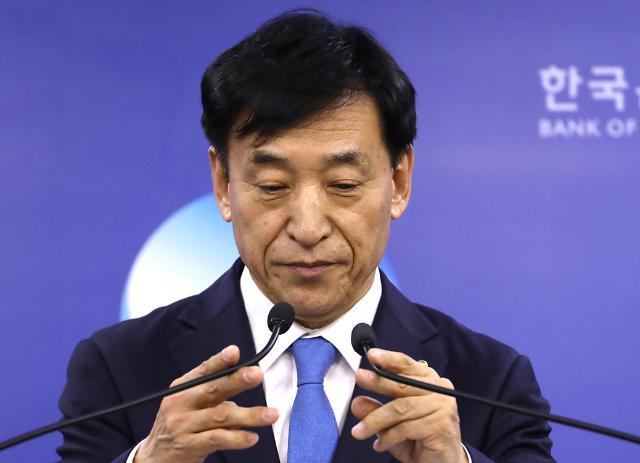 한국은행, 제로금리 가능할까 … 경기 반등 실패하면  0%대 현실화