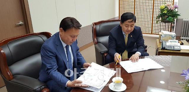 강임준 군산시장, 국가예산 확보 막바지 기재부 총력 대응