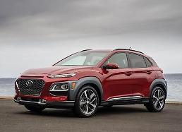.2019年上半年全球汽车销量排行榜出炉 现代科纳上市两年冲入前100.