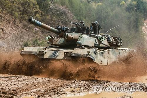 육군 8사단, 철원·포천 등에서 닷새간 야외 전술훈련