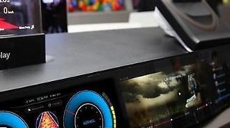 """[Độc quyền] Hyundai Motor tăng cường hợp tác với LG Electronics trong việc áp dụng bảng đồng hồ điện tử """"Widescreen cockpit"""""""