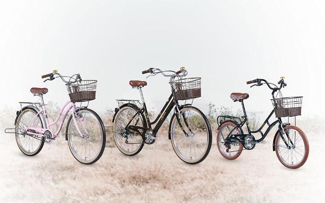 알톤스포츠, 뉴트로 트렌드에 '클래식' 시리즈 자전거 인기…2차 입고