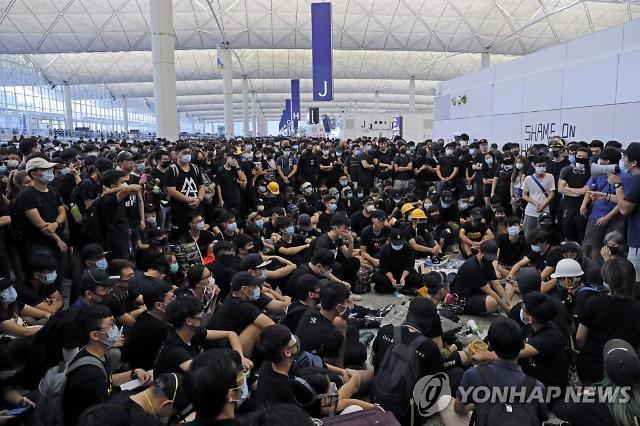 """캐나다 총리 """"홍콩시위는 정당한 우려가진 사람들"""""""