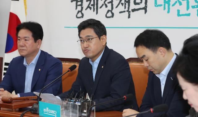 """오신환 """"북한 무례한 태도...文정부, 들러리 서기 자처"""""""