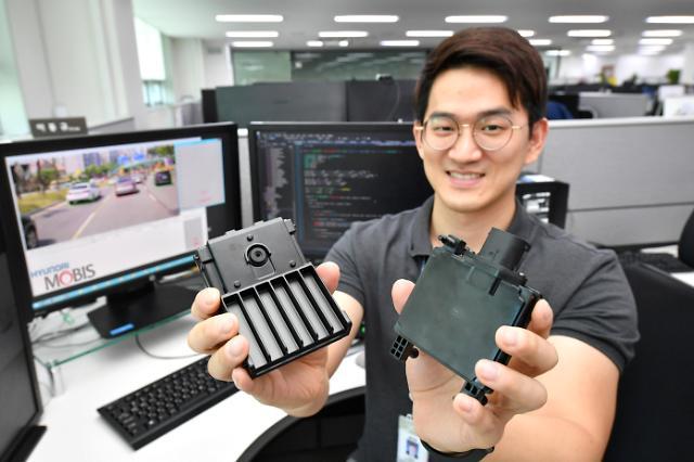 현대모비스, 독자 개발 레이더ㆍ카메라 센서 국산 상용차에 최초 공급