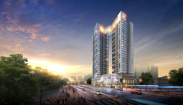 동부건설, 서대문구 홍제2구역에 26층 높이 아파트 짓는다