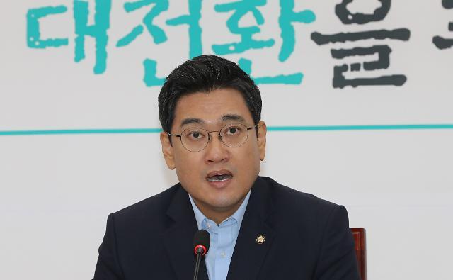 """오신환 """"민주평화당 탈당파...전혀 통합 고려대상 아니다"""""""