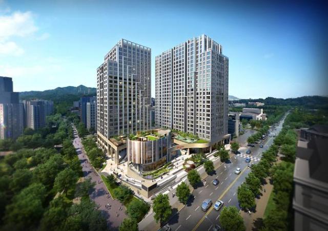 현대건설 힐스테이트 과천 중앙 모델하우스 16일 오픈