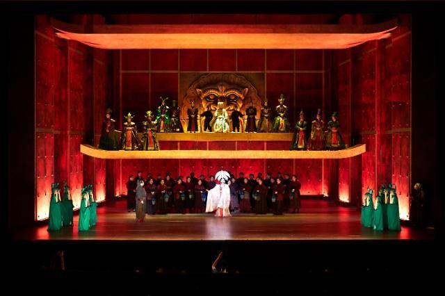 [관객석에서] 오페라는 어렵다는 선입견 깬 예술의전당 '투란도트'