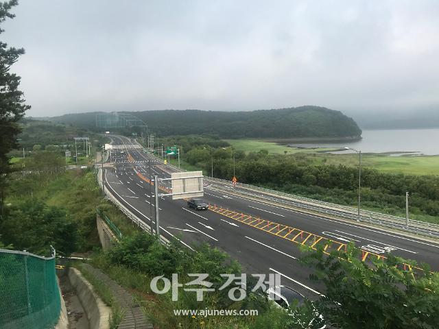 청양군, 국도36호선 보령~청양 1공구구간 20일 개통