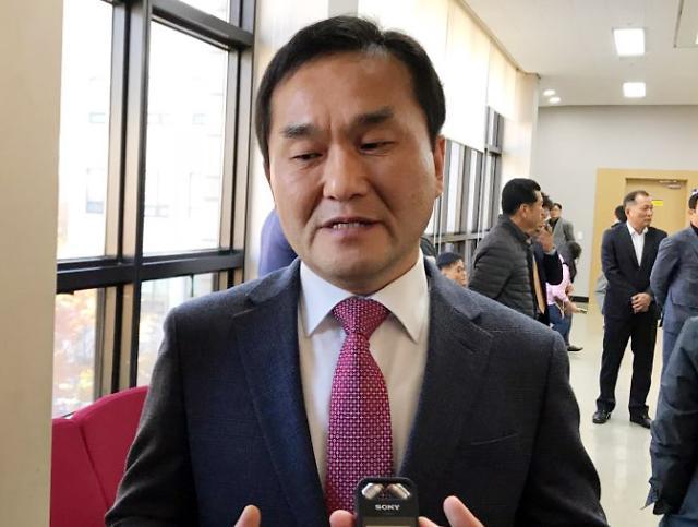 불법자금 수수 엄용수 한국당 의원 2심도 의원직 상실형