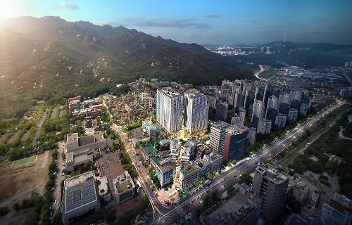 현대건설, '힐스테이트 과천 중앙' 견본주택 오픈 본격 분양나서